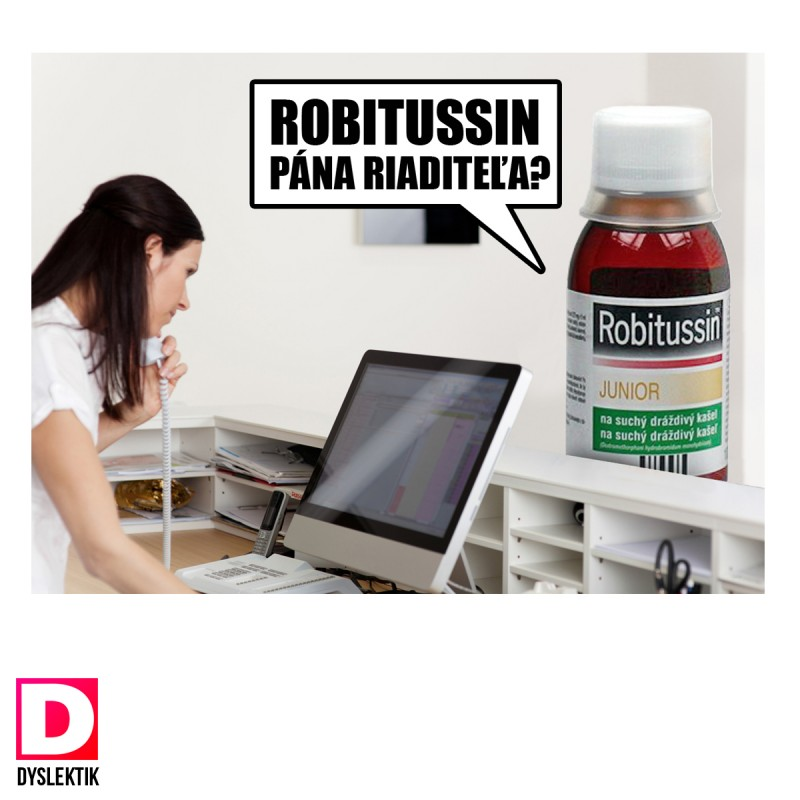 robitussin